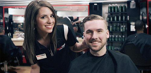 Sport Clips Haircuts of Tampa - Citrus Park  Haircuts